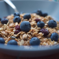 Summertime Staple Granola