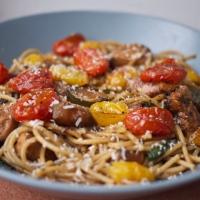 Veggie Drawer Pasta
