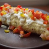Mama's Chicken Burritos
