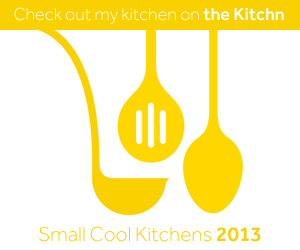 TheKitchn Small Cool Kitchen 2013: Lauren's Tiny Yet Airy Kitchen