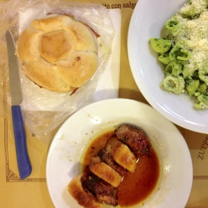 Florence Food Guide: Nerbone at Mercato Centrale | kiwi+peach
