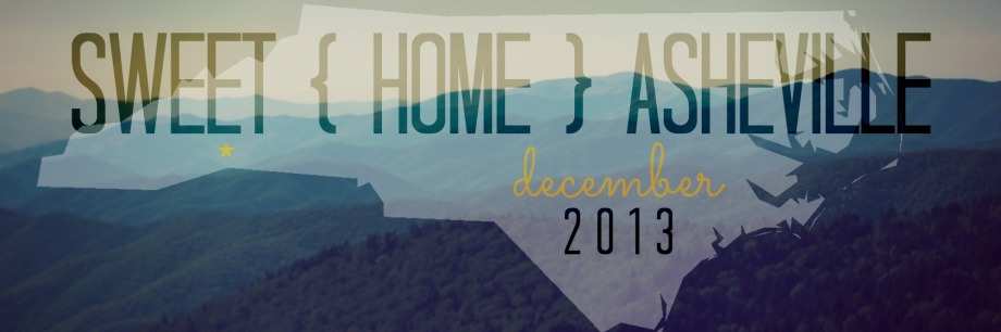 Kiwi and Peach: Sweet {HOME} Asheville