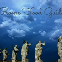 Rome Food Guide