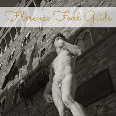 Florence Food Guide from Kiwi and Peach