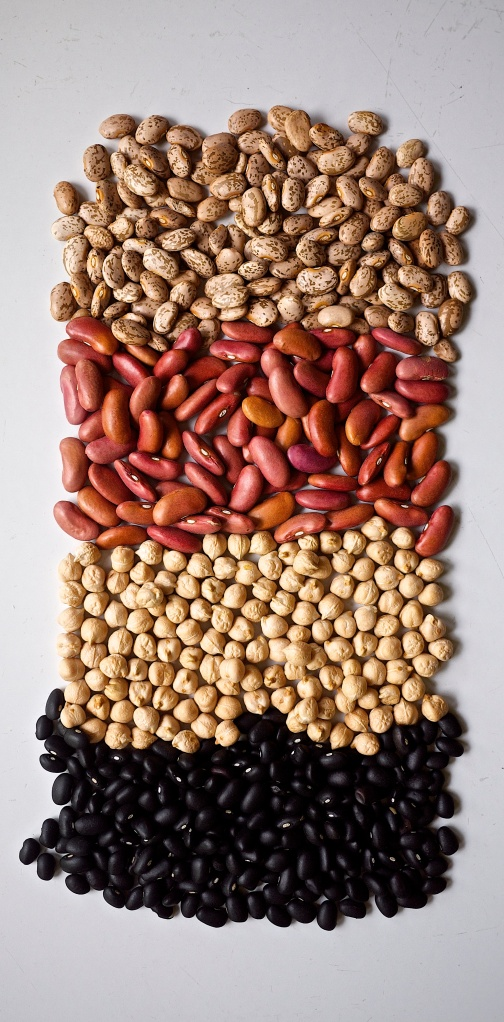What To Do with Dried Beans from Kiwi and Peach