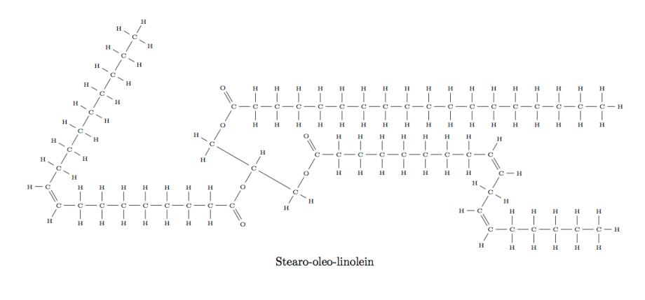 Stearo-oleo-linolein