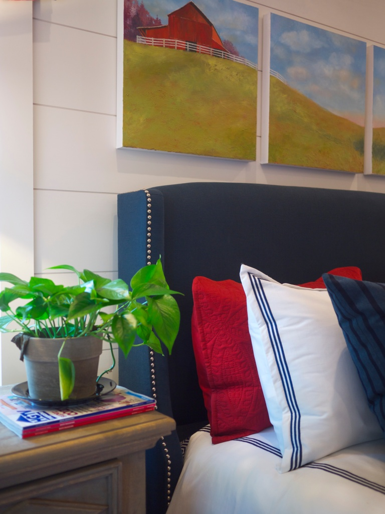 Kiwi and Peach: My Trip to the 2015 HGTV Urban Oasis House