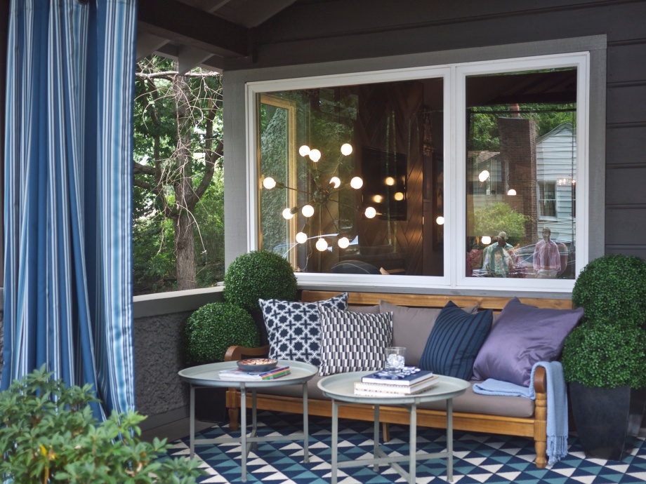 Kiwi and Peach: My Trip to the 2015 HGTV Urban Oasis House
